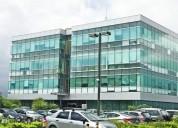 alquiler oficina en complejo de oficinas zona franca ultra park ii en san josé