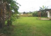 Venta de terreno bien ubicado en sarapiquí