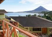 Venta de hotel llave en mano en al area del volcan arenal san ramon en san ramón
