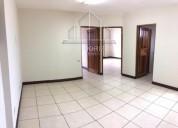 Se alquila amplio apartamento en curridabat 4 habitaciones jardin