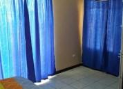 Se alquila apartamento en aguas zarcas 1 dormitorios