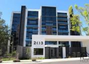 Apartamento de 2 habitaciones nuevo en 203 guachipelin en escazu en escazú