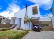 Casa contemporanea en residencial con seguridad san rafael escazu 3 dormitorios