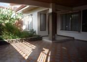 alquiler en centro de san isidro de el general para negocio 4 dormitorios