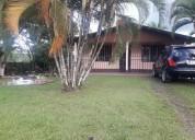 Se vende casa en colonia de upala 3 dormitorios