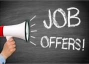 ````oportunidad de trabajo en el extranjero