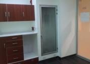 Oficina en distrito 4 dos espacios recepion y un bano 51 m2