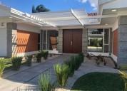 Una planta con gran jardin en valle del sol golf community 5 dormitorios 1225 m2
