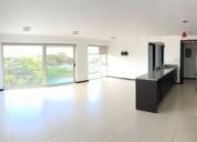 Apartamento en rohrmoser piso 14 espacios amplios 2 dormitorios 140 m2