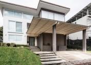Lujosa casa contemporanea en cerro real escazu 5 dormitorios 475 m2