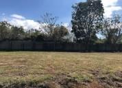 Terreno en hacienda espinal exclusivo condominio 707 m2