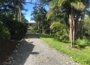 Casa con amplio terreno y excelente vista en tabarcia de mora 3 dormitorios 4871 m2