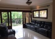 Casa en santa ana en residencial privado terreno de 1024 m2 y piscina 6 dormitorios