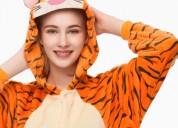 Pijama tigre - tienda de kigurumi en costa rica