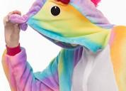 Pijama unicornio arcoiris