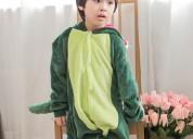 Pijama de dinosaurio - tienda kigurumi costa rica