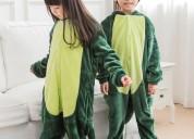 Pijama dinosaurio - tienda kigurumi costa rica