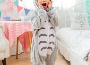 Pijama de totoro- tienda kigurumi costa rica