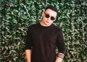 Mackdiel barrios m musico educador productor musical en heredia