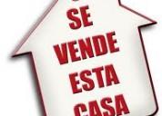 "Ganga  se  vende casa """" negociable """""""