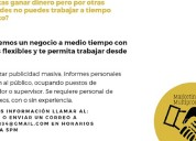 COMPAÑÍA PUBLICITARIA BUSCA PERSONAL