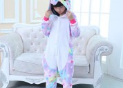 Pijama infantil de unicornio estrella - tienda kig