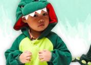 Pijama de dinosaurio rek  - tienda kigurumi cr