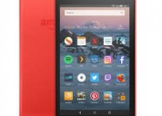 141728-tablet amazon fire hd 8´´´´32gb red