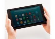 141725-tablet amazon fire hd 8´´ alexa 16gb negra