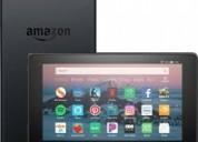 141730-tablet amazon fire hd 8´´ w/alexa 32gb negr