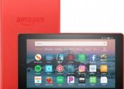 141729-tablet amazon fire hd 8´´ 32gb red 7ma gene