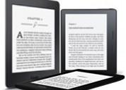 141731-tablet amazon kindle e-reader 6´´ glare-fre