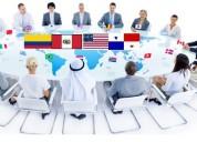 Empresa internacional busca personal