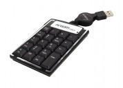 Teclado numerico argom arg-kb-1075 19 keys