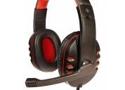 Audifono argom arg-hs-0063 con microfono stereo he