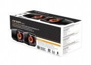 180262-volcano bass multimedia stereo speaker 2.0