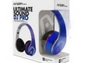 200303-auriculares ultimate sound dj pro