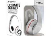 200305-auriculares ultimate sound dj pro