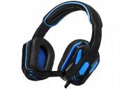200160-combat gaming headset con micrÓfono