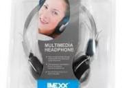 Audifono con microfono imexx ime-22185 código: ime