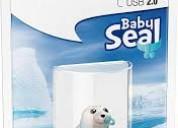 M334 baby seal emtec animalitos family bebé foca,