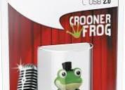 M339 crooner frog emtec animalitos familia crooner