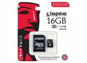 250045-memoria 16gb micro sdcit clase 10 kingston