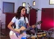 Clases particulares de guitarra popular clasica y electrica en San José
