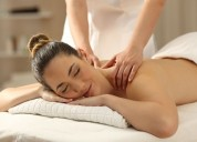 Masaje, acupuntura, limpieza facial