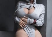 Esta es una hermosa muñeca sexual maniquí bbw