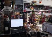Venta de supermercado con casa