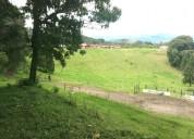 Se vende terreno en rancho redondo – goicoechea