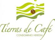 Se vende condominio tierra de cafe heredia