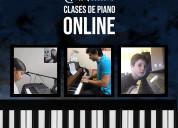 Clases de piano individuales